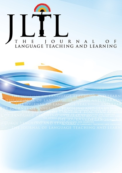Journal of language teaching and learning